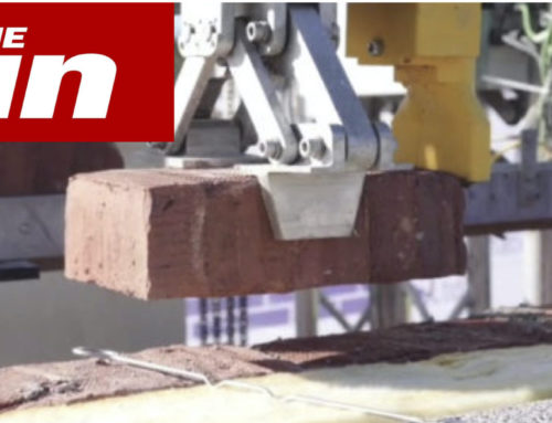BOT THE BUILDER Robot brickie set to build entire HOUSE from scratch in world first sparking fears for thousands of construction jobs